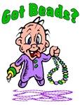 Got Beads? Mardi Gras Kids New Orleans
