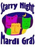 Starry Night Mardi Gras