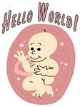 Hello World !, Baby's birth