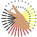 Native Hand Sign