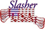 Slasher American Flag Dark