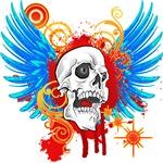 Demon Hunter Death Angel Biker
