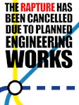 The Rapture Has Been Cancelled Due To Planned Engi