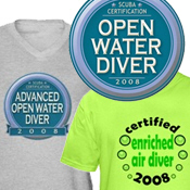 Certified Diver Gifts