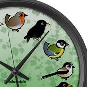 Birdorable Clocks
