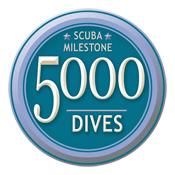 Milestone: 5000 Dives