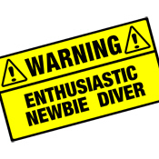 Warning: Newbie Diver
