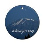 Kili 2015 Ornaments