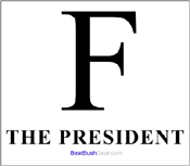 """""""F the President"""""""