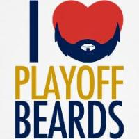 Panthers Playoff Beards
