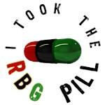 I Took The RBG Pill T-shirts