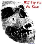 Will Work For Per Diem