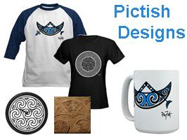 Pictish Designs