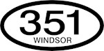 Ford 351 c.i.d. Windsor