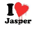 I heart jasper