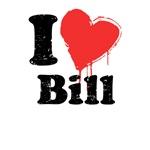 I heart bill