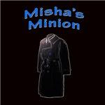 Misha's Minions - Black T-Shirts