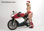 Tiffany and Ducati 1098