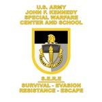 Special Warfare Center SERE