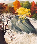 Leny Falls, Callander