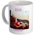 1 of 4 Limited Edition Coffee Mugs - Series #1