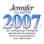 SAMPLE 2 - Personalized Graduation Gifts