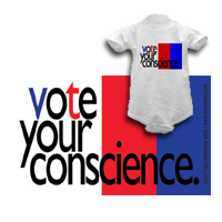 Vote your Conscience!