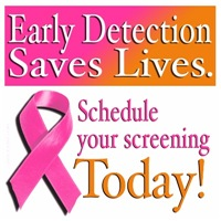 Early Detection Saves Lives Breast Cancer