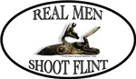Real Men Shoot Flint