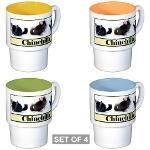 Stackable Mug Set (4 mugs)