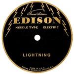 Vintage Edison Label