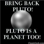 Bring Back Pluto