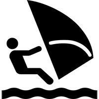 IBW: Wind Surfer