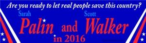 Elect Palin & Walker in '16