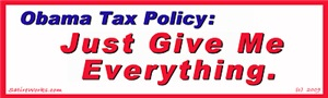 Obama Policy: Tax Everything