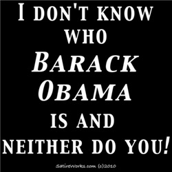 Who Is Obama?