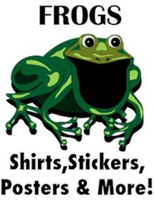 Frogs Section