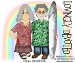 Marijuana Munchkins Old School