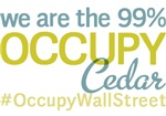 Occupy Cedar Rapids T-Shirts