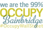 Occupy Bainbridge Island T-Shirts