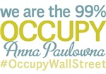 Occupy Anna Paulowna T-Shirts