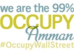 Occupy Amman T-Shirts