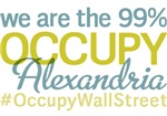 Occupy Alexandria T-Shirts