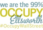 Occupy Ellsworth T-Shirts