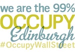 Occupy Edinburgh T-Shirts