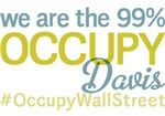 Occupy Davis T-Shirts