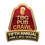 5th Annual TBG Pub Crawl