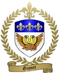 GIONET Family Crest