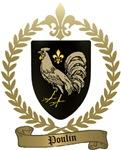 POULIN Family Crest