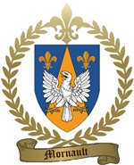MORNAULT Family Crest